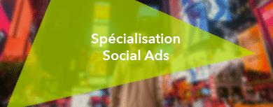 Formation Social Ads – Publicité sur les réseaux sociaux & Google Adwords