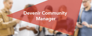 Formation Community Manager – Devenir Community Manager – RNCP Niveau II (bac +3/4)