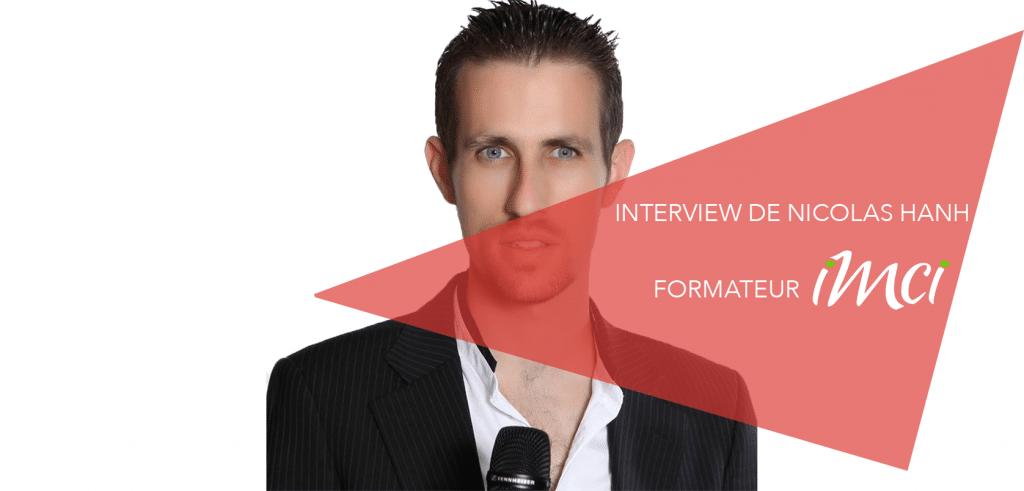 Interview Nicolas Hanh IMCI
