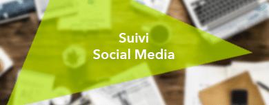 Suivi d'un projet de communication sur les médias sociaux (veille, mesure, analyse et optimisation), Formation Suivi Social media