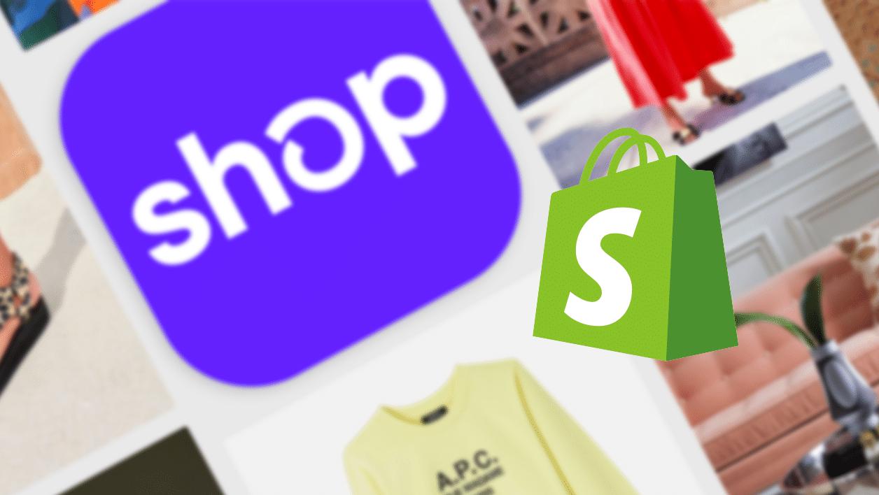 shopify shop application