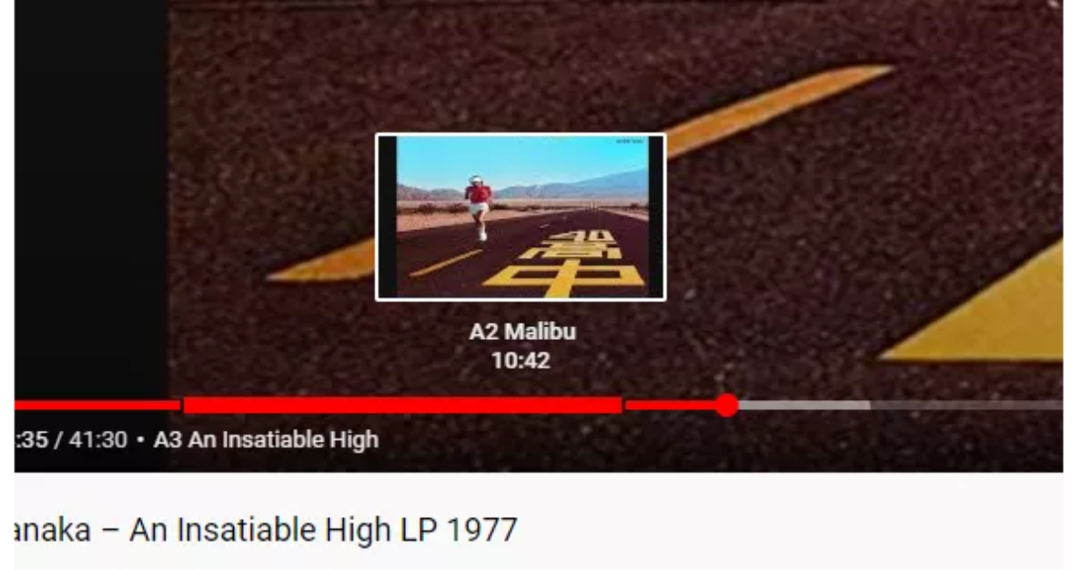 youtube chapitres