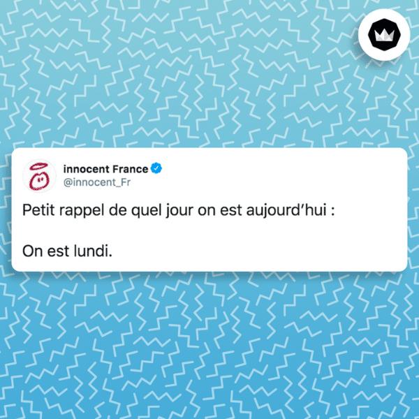 innocent France