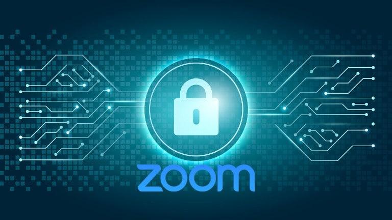 zoom chiffrement