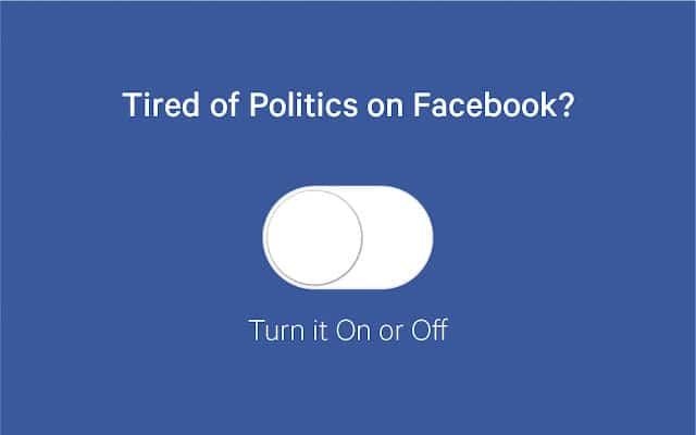 facebook politique