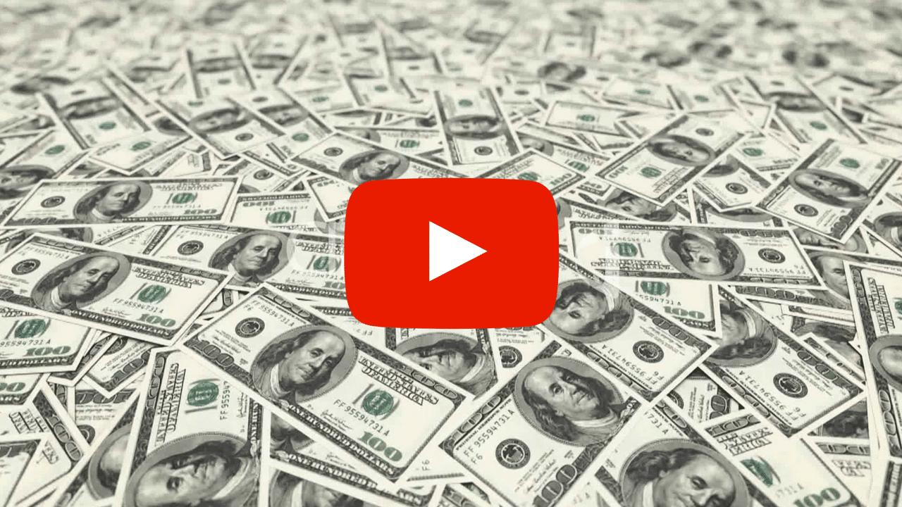 youtube monétisation