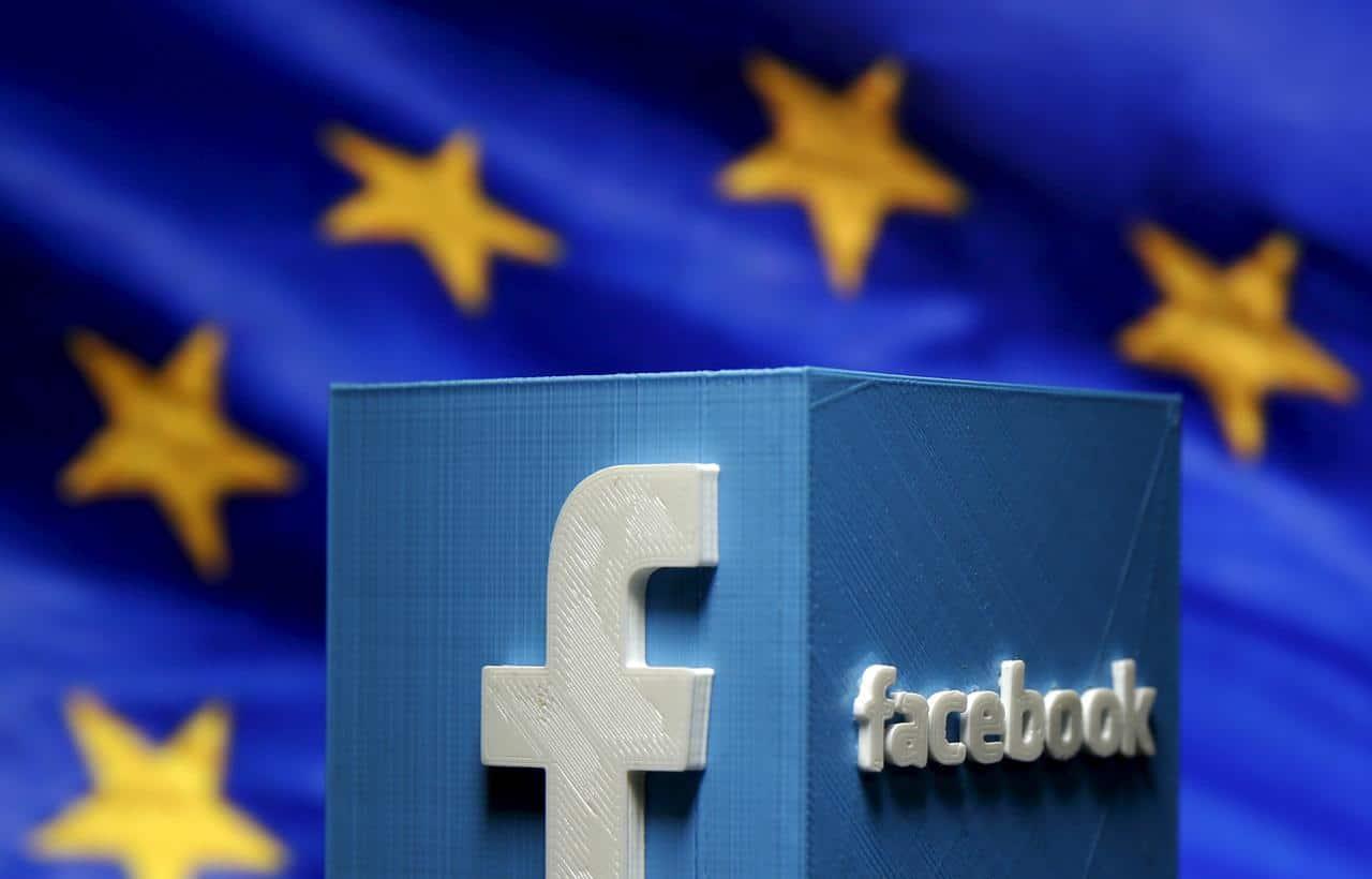 facebook union européenne