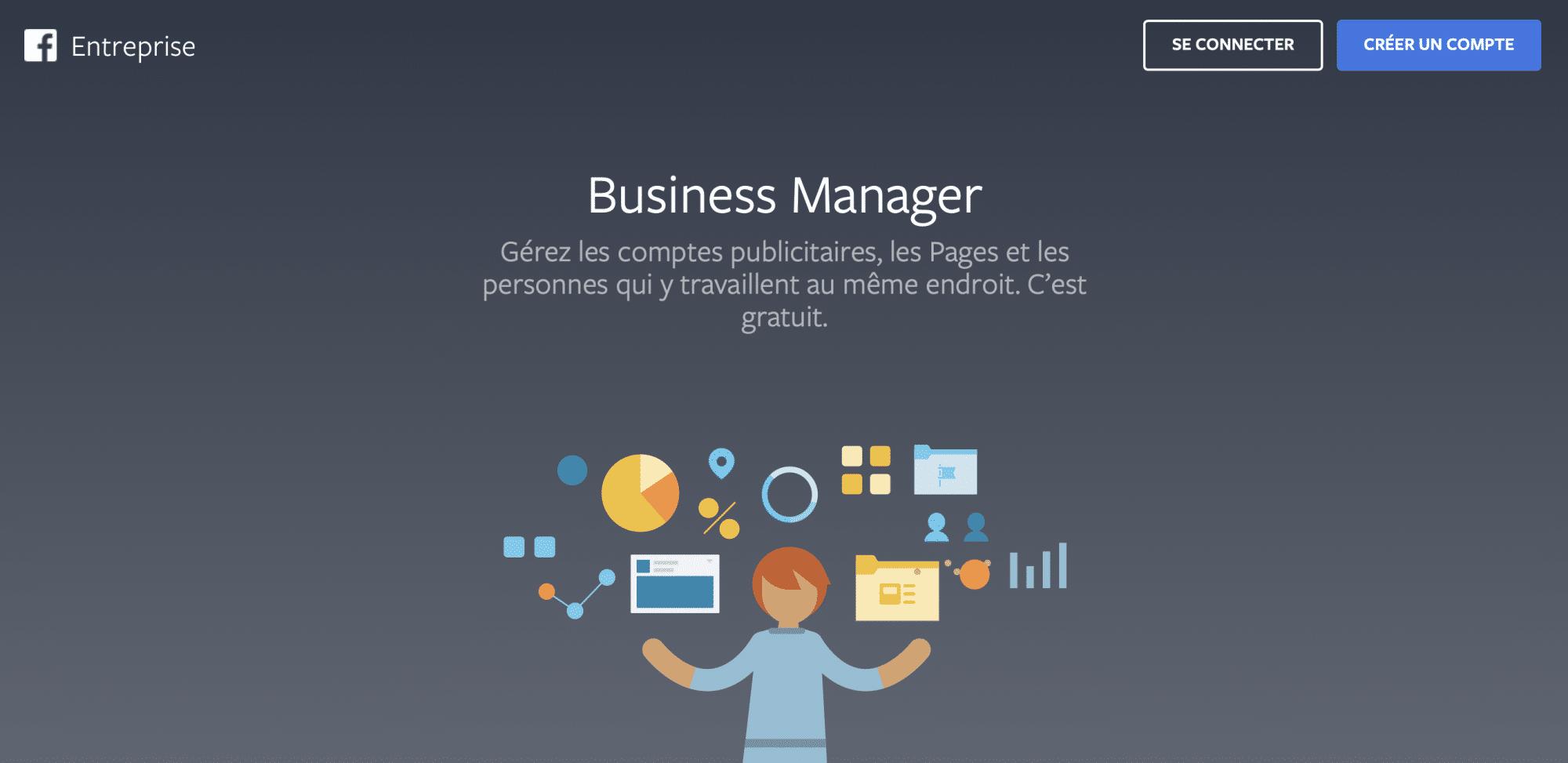 Plateforme Facebook Business